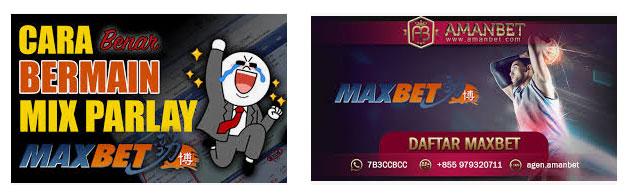 Cara Menang Main Mix Parlay Maxbet