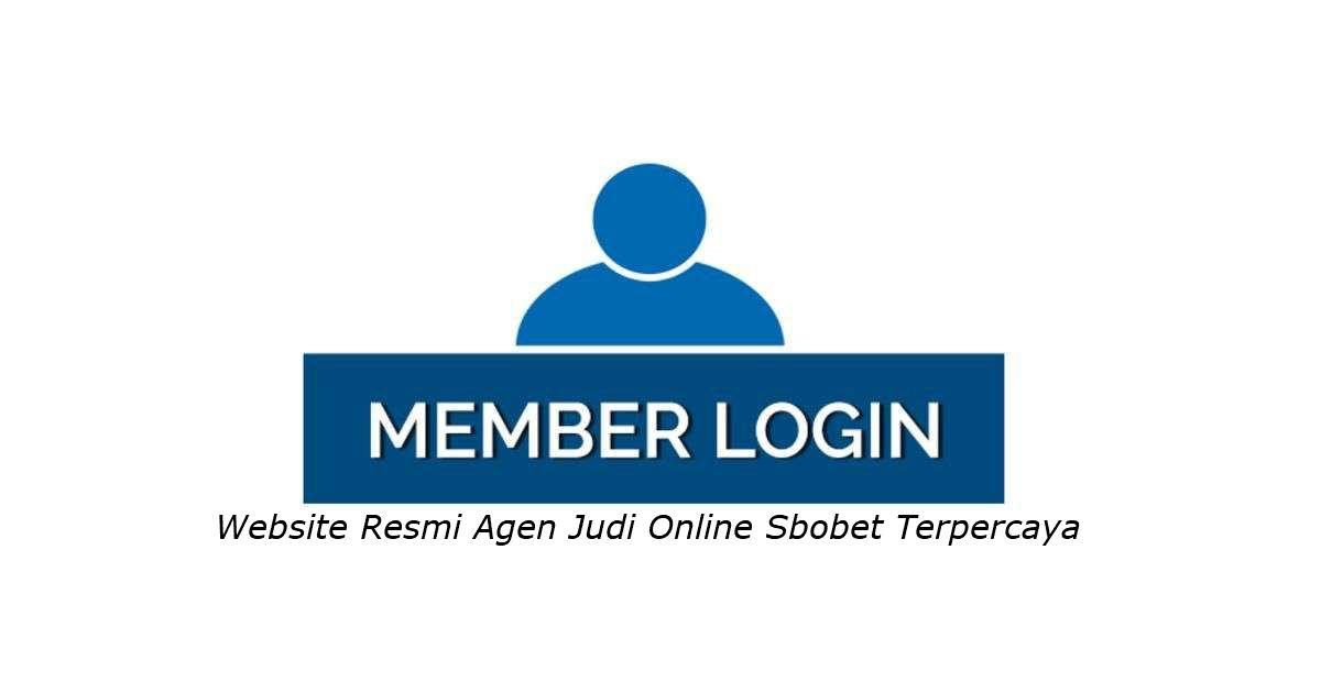 login member judi online sbobet